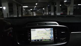 파인드라이브AI 지하주차장에서 길안내하기!!
