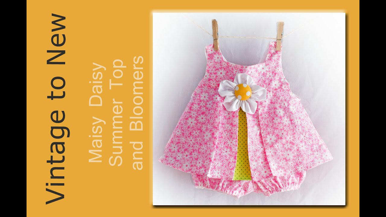 Maisy daisy top and diaper cover pdf pattern and video tutorial maisy daisy top and diaper cover pdf pattern and video tutorial izmirmasajfo