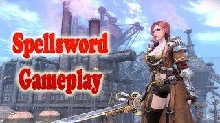 Black Gold Online Spellsword Gameplay Boss Battles