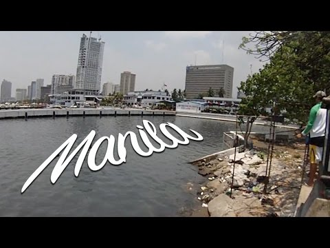Manila, beautiful? Touristic? Sunny? Splitted city for sure - by OrDub