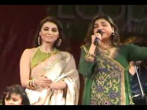 Kabhi Alvida Naa Kehna Rani Alka Yagnik Live Kabhi Alvida Naa Kehna with Rani Mukherjee - YouTube