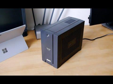 Обзор ИБП APC Back-UPS 750VA (415 Вт)