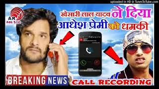 exclusive Interview | Khesari lal Yadav, Awdhesh mishra | Latest Bhojpuri News | Nav Bhojpuri