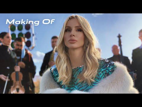 LOBODA в рекламе МегаФон (Making Of) - Видео онлайн