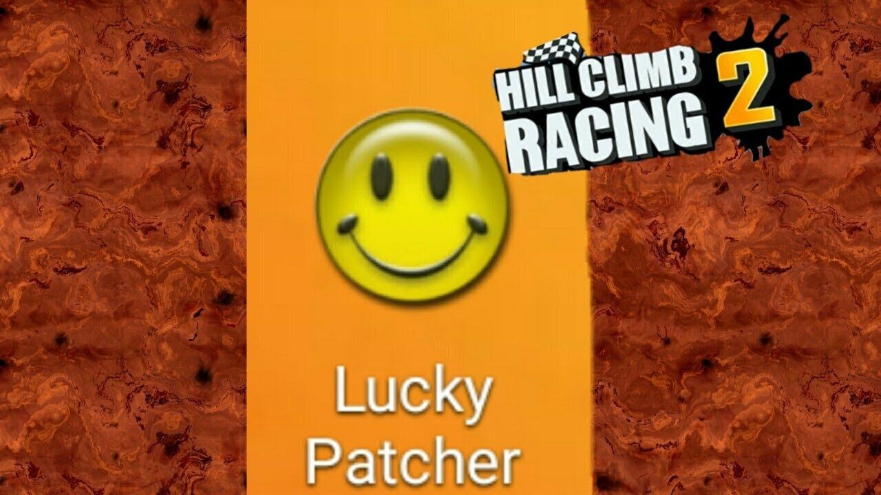 lucky patcher hill climb racing 2