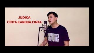 Download lagu Judika Cinta Karena Cinta Cover Gilang Samsoe