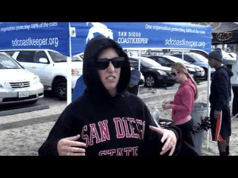Beach Clean-up Interview: Erin Vera, San Diego Coastkeeper Coordinator