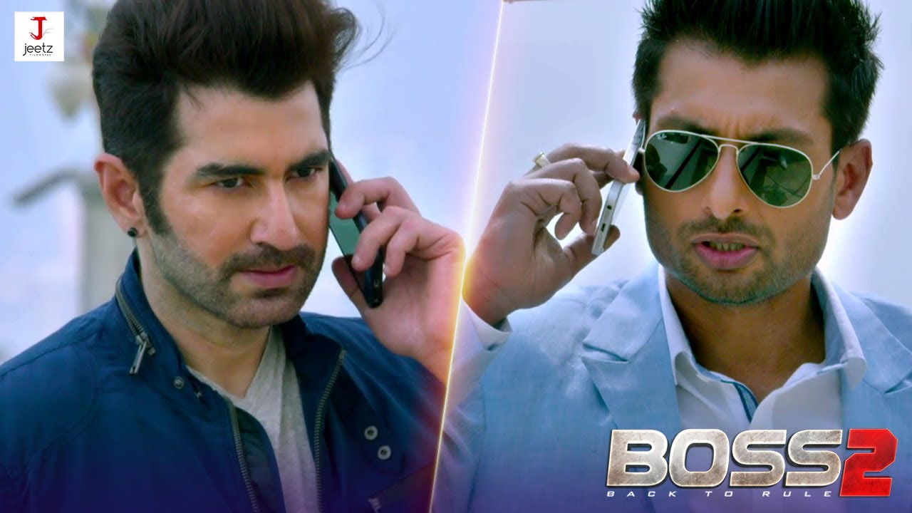 Boss 2 - Movie Scene | Jeet, Shubhashree, Nusraat Faria | Baba Yadav