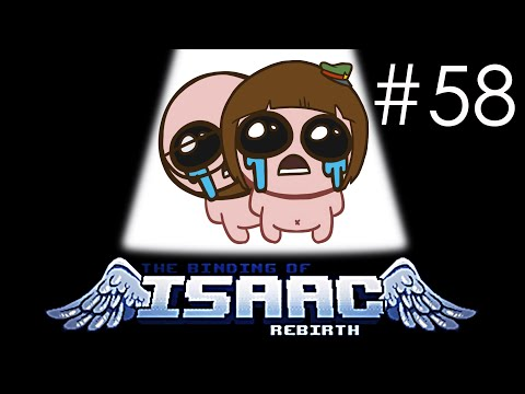 The Binding of Isaac: Rebirth Co-op with Northernlion [Episode 58]