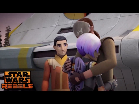 Star Wars Rebels: Sabine is Staying with her Family