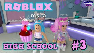 My mother and I go to cooking classes together at ROBLOX HIGH SCHOOL