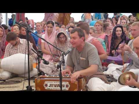 Киртан Шиштакрит прабху - Нектарный киртан - Фестиваль Гауранга