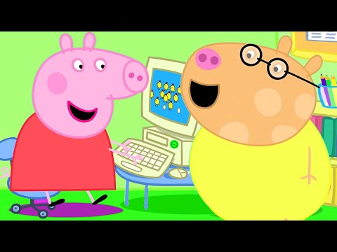 Peppa Pig Official Channel | The Very Big Peppa Pig