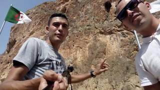 Les frontière entre l'Algérie et le Maroc