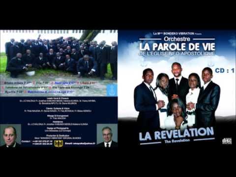 Eglise Néo Apostolique - Chorale Parole de Vie - La Révélation CD1