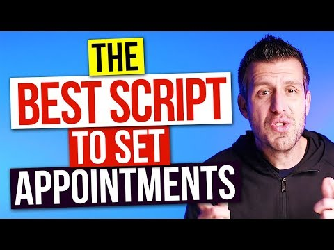 COLD CALLING SCRIPTS FOR REAL ESTATE AGENTS (How to get more listing appointments)