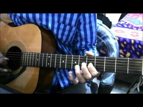 Tu Zaruri - Armaan Malik Cover - Intro TABS/Chords - Guitar lesson beginners easy version