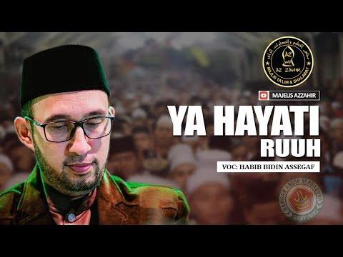 AZZAHIR - Ya Hayatirruh Full Lirik - POLSEK BANDAR 2018