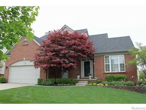 Farmington Hills Michigan House For Sale 27264 Winterset