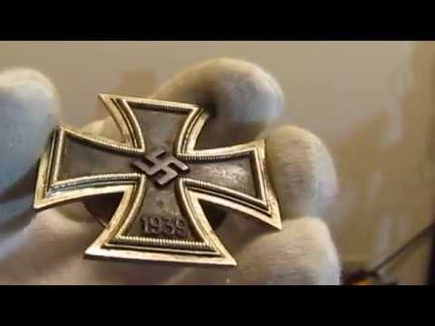 German Iron Cross Tutorial