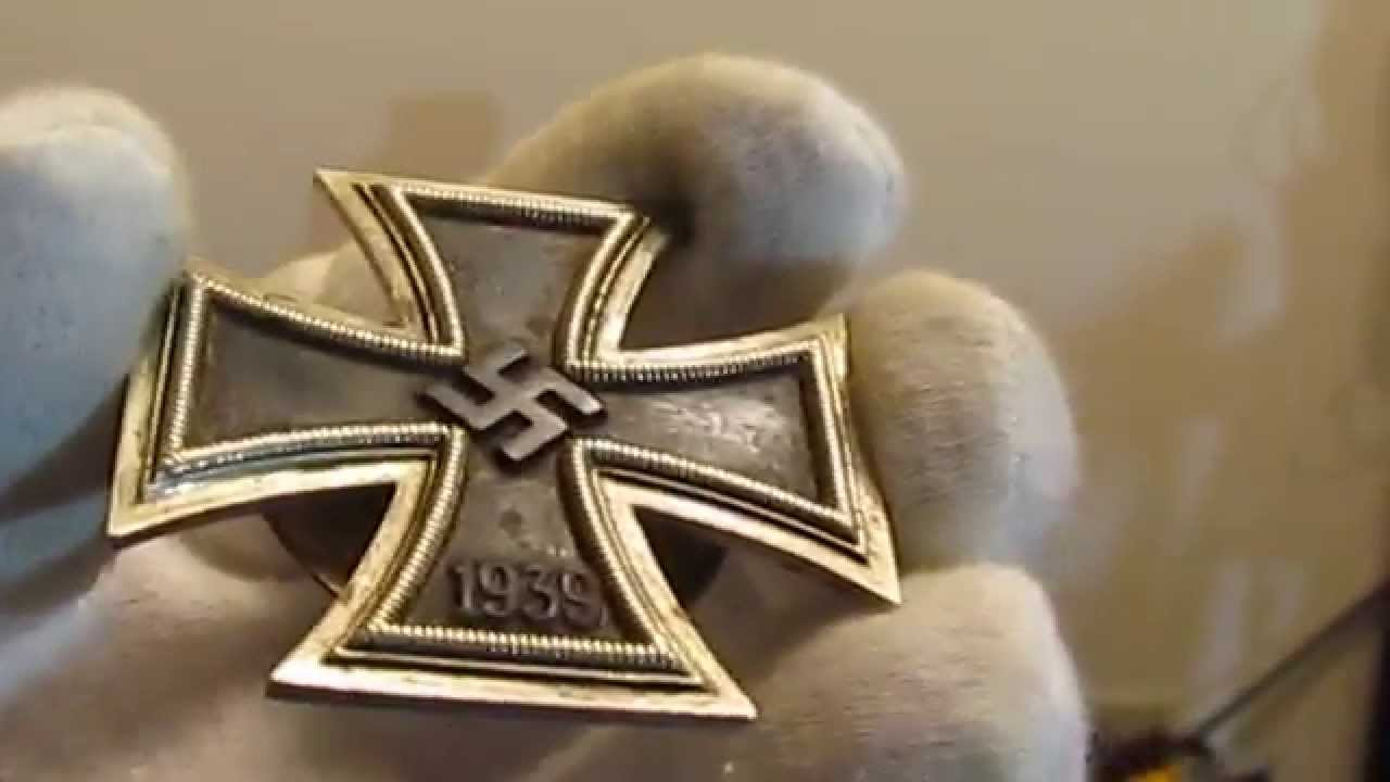 German Iron Cross Tutorial Youtube