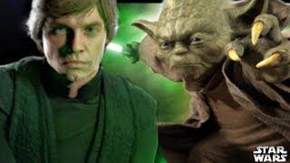 Yoda FINALLY Explains The Real Reason He Never Wanted to Train Luke [CANON]
