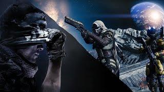 Ghosts vs Destiny