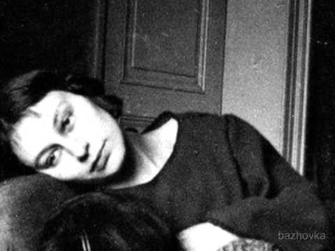 "Марина ЦВЕТАЕВА. Стихи. ""КАК ВЕСЕЛО СИЯЛ СНЕЖИНКАМИ...""  1914."