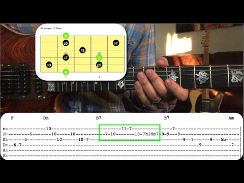 Jimmy Herring Lesson Mississippi Half Step Guitar Solo With Jazz