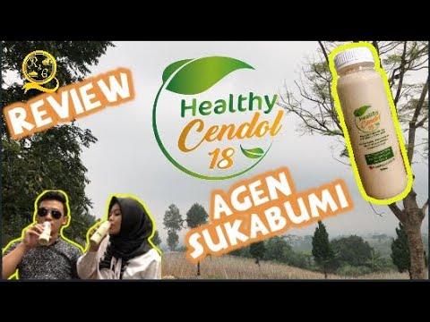 Review Healthy Cendol 18 Agen Sukabumi Youtube