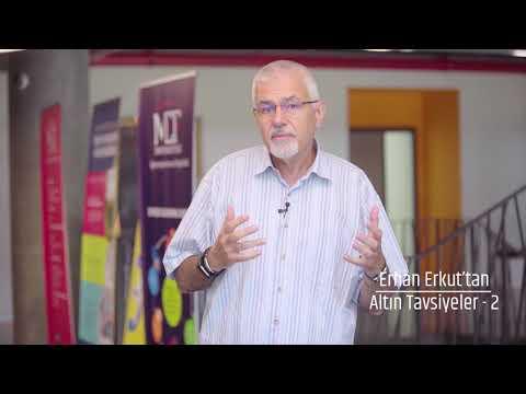 Prof. Dr. Erhan Erkuttan 15 Altın Tavsiye - 2