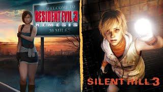 Resident Evil 3 - Speedrun Any%- Hardcore + Silent Hill 3 - Completo En Español