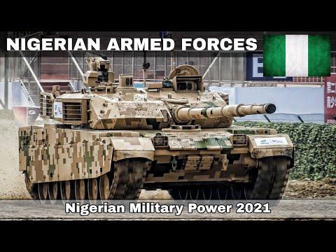 Nigeria Military power 2021   Nigerian Armed Forces   how powerful is Nigeria?