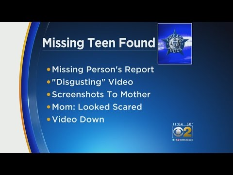 Police Find Missing Girl Sexually Assaulted In Facebook Live Video