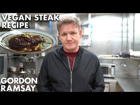 Gordon Ramsay Goes Vegan…for steak???