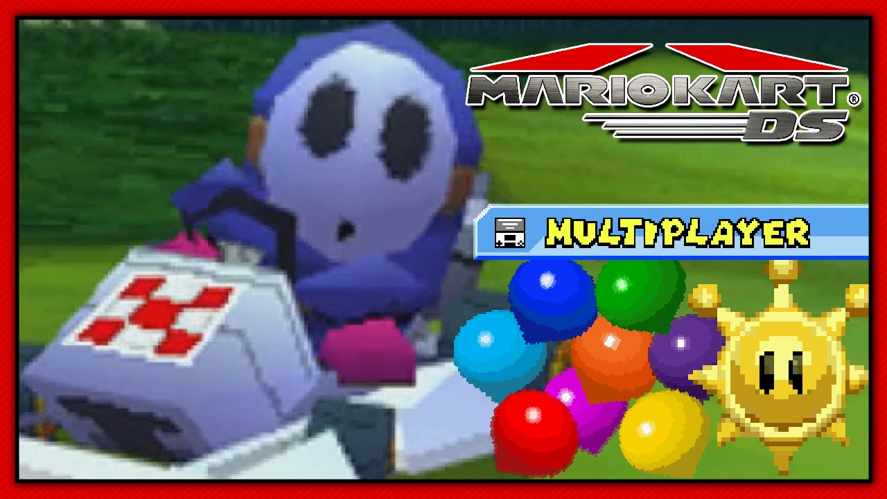 Mario Kart Ds Episode 24 Multiplayer Youtube