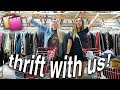 Come Thrifting With Me in LA!