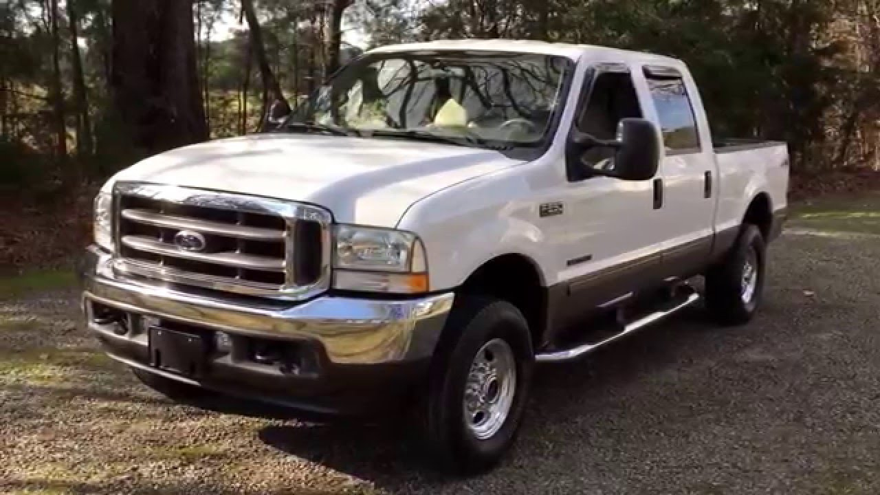 2002 ford f 250 super duty powerstroke 4x4 crew cab for sale now southern hot rods