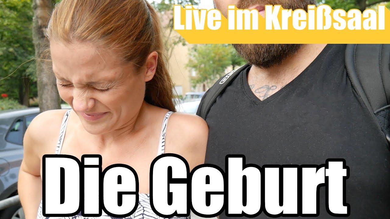 Geburt Video Live