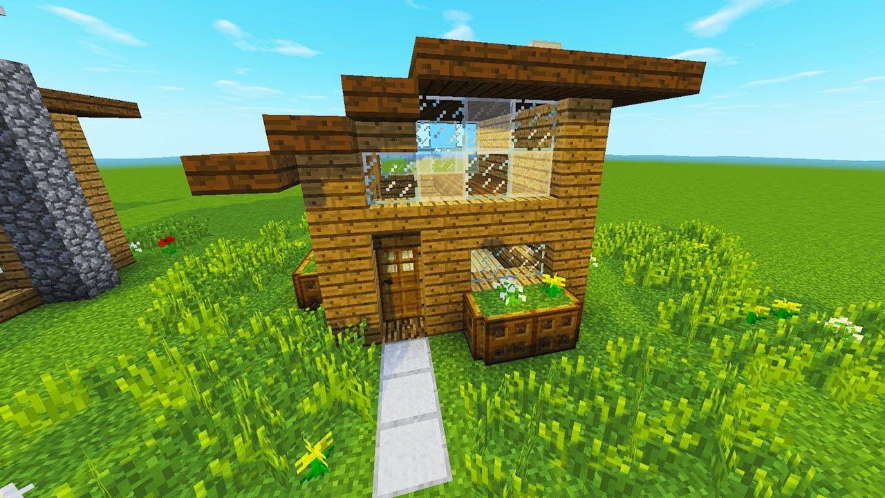 Minecraft: Basit Ev Yapımı