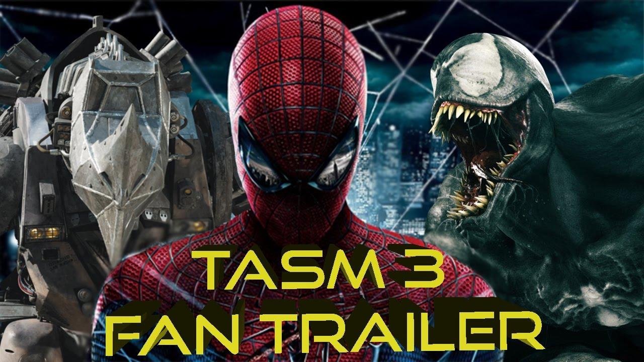O Espetacular Homem Aranha 3 Fan Trailer Como Eu Acho Que Seria Youtube