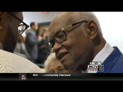 Stories from the Civil Rights Movement Part II: Col. Brodes Hartley