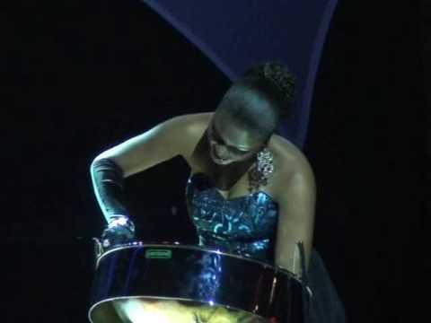 Miss World 2009 (Bahamas talent)