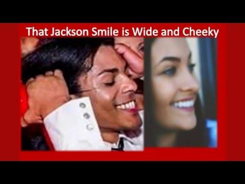 Did you see that!! Michael Jackson, Paris,  B Howard, Stephanie Mills, Pharrell, and Jane Fonda