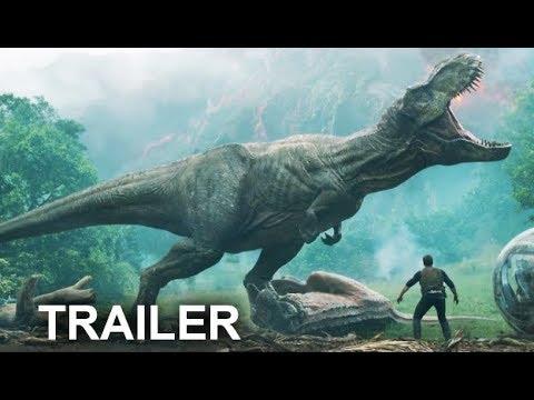 Jurassic World 2 El Reino Caído Trailer 1 Subtitulado Español Latino 2018 Youtube