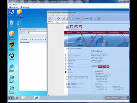App-V: Virtual Internet Explorer 6 on Windows 7