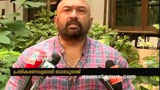 Actor Baburaj PRESS MEET 14 OCT 2018 : WCC Issue