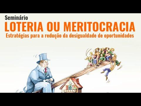 Loteria ou meritocracia: Estratégias para a redução da desigualdade de oportunidades