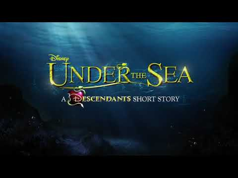 Under the sea | A Descendants Short story |Part 1