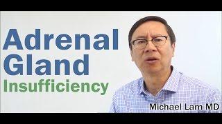 Adrenal Gland Insufficiency